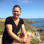 Clare Openwater Swimmer Cornwall