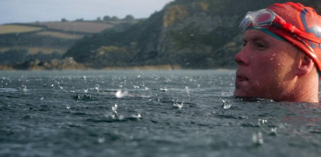 Swimming in the rain with SureSwim