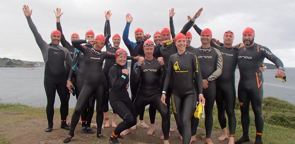 Sureswim openwater swimming group